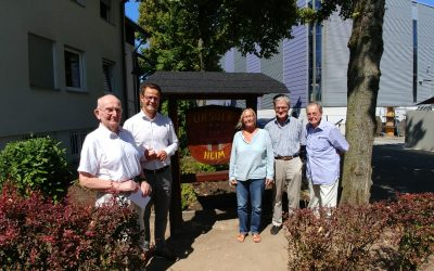 Sankt-Ursula-Heim – Seelsorgeeinheit für Wohnungslose