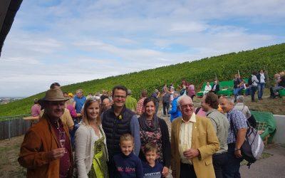 Weinwandertag 2018