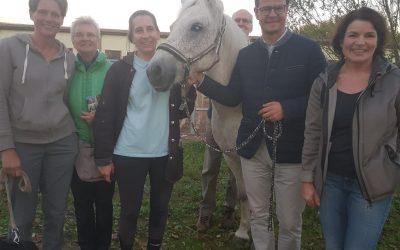 Zu Besuch beim Reitverein Offenburg