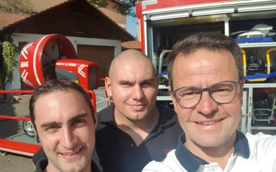 Feuerwehr-Fest Zell-Weierbach